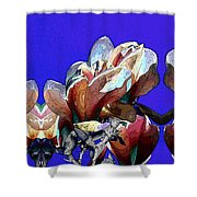Bloomers Shower Curtain
