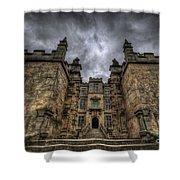 Bolsover Castle Shower Curtain
