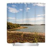 Bough Beach Shower Curtain