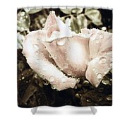Bring May Flowers Shower Curtain