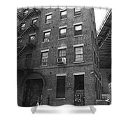 Brooklyn New York - 126 Front Street Shower Curtain