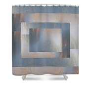 Brushed 19 Shower Curtain
