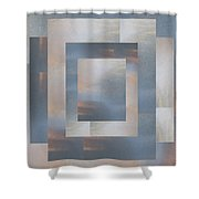 Brushed 22 Shower Curtain