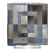 Brushed 29 Shower Curtain