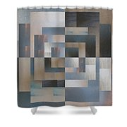 Brushed 30 Shower Curtain