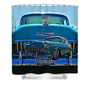 Cadp0738-12 Shower Curtain