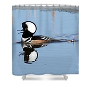 Call Of The Wild Shower Curtain