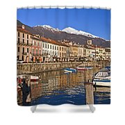 Cannobio - Italy Shower Curtain