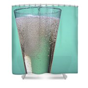 Carbonated Drink Shower Curtain