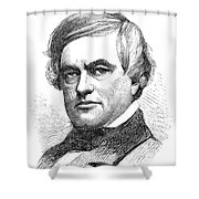 Cassius Clay (1810-1903) Shower Curtain