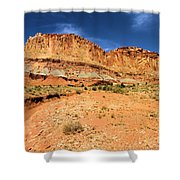 Castles In The Sky Shower Curtain
