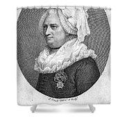 Charles Deon De Beaumont Shower Curtain