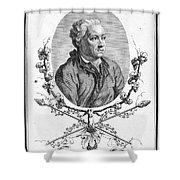 Charles Simon Favart Shower Curtain