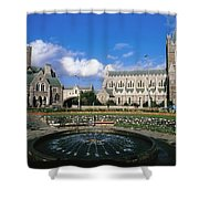 Christ Church Cathedral, Synod Hall Shower Curtain
