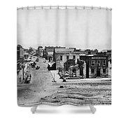 Civil War: Atlanta Shower Curtain