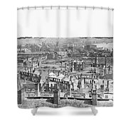 Civil War: Richmond Shower Curtain