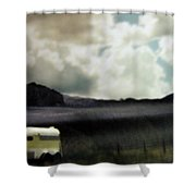 Classic Road Trip Shower Curtain