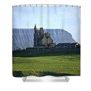 Classiebawn Castle, Mullaghmore, Co Shower Curtain