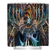 Clutches Of Eternity Fx  Shower Curtain