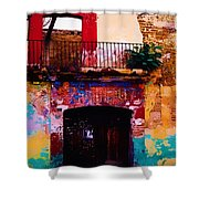 Colors Of Oaxaca Shower Curtain