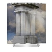 Colossus Shower Curtain