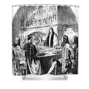 Congress Of Utrecht, 1713 Shower Curtain