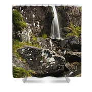 Connor Pass, Dingle Peninsula, County Shower Curtain