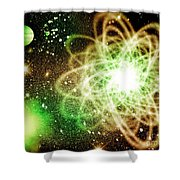 Cos 37 Shower Curtain