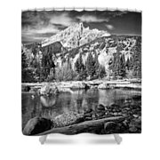 Cottonwood Creek Shower Curtain