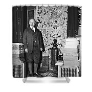 Count Keyserling (1880-1946) Shower Curtain