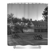 Cravens House Shower Curtain