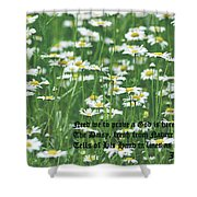 Daisy Fresh Shower Curtain