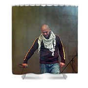 Danny Fresh Shower Curtain