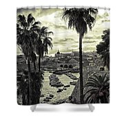 Dubrovnik View 7 Shower Curtain