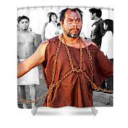 Easter Passion Shower Curtain