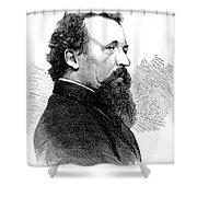 Eastman Johnson (1824-1906) Shower Curtain