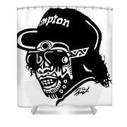 Eazy E Shower Curtain