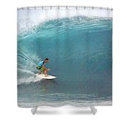 Eco Perfect Pipeline Shower Curtain