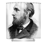 Edward Charles Pickering Shower Curtain