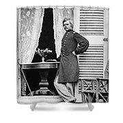Edward Ord (1818-1883) Shower Curtain
