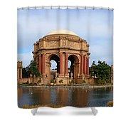 Exploratorium San Francisco Shower Curtain