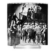 Film: Intolerance, 1916 Shower Curtain