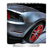 Ford Mustang - Boss 302 Shower Curtain