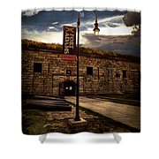 Fort Adams State Park Shower Curtain