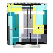 Fresh Shower Curtain by Ely Arsha