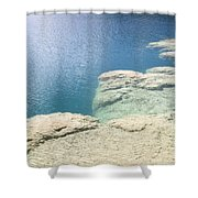 Freshwater Reef Shower Curtain