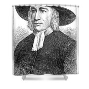 George Fox (1624-1691) Shower Curtain by Granger