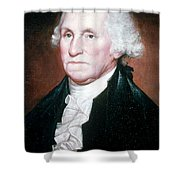 George Washington, 1st American Shower Curtain