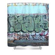 Graffiti - Tubs Iv Shower Curtain
