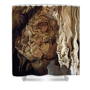 Grotte Magdaleine Region Ardeche France Shower Curtain